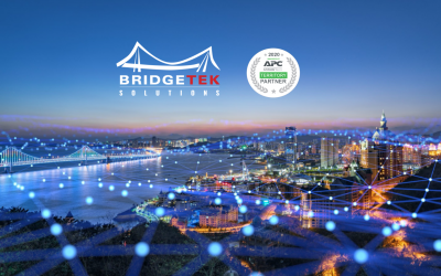 BRIDGETEK SOLUTIONS Named APC by Schneider Electric 2020 Territory Partner of the Year